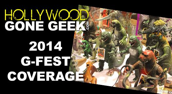 Gfest Godzilla Convention 2014 Chicago
