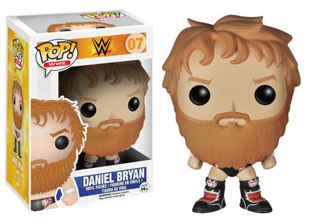 FUNKO POP WWE Vinyl Figure Daniel Bryan