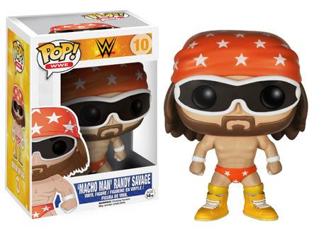 FUNKO POP WWE Vinyl Figure Macho Man Randy Savage