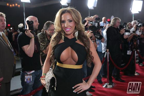 Richelle Ryan AVN Awards 2014 Red Carpet 544724