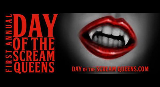 Day Of The Scream Queens Signing This Weekend At Dark Delicacies In Burbank