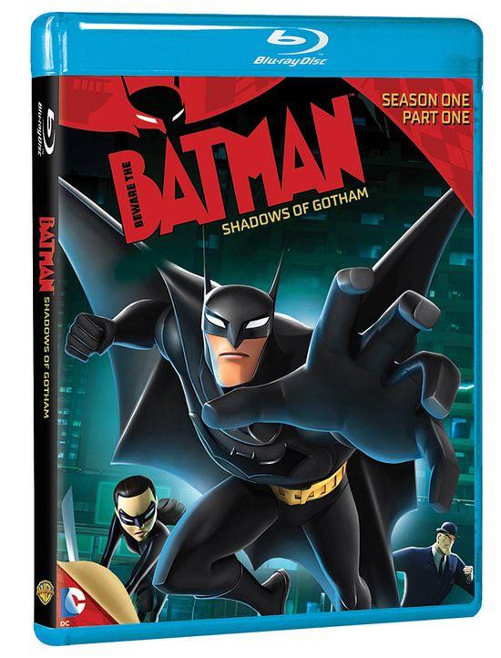 Beware the Batman Shadows Of Gotham Animated DC Nation Bluray