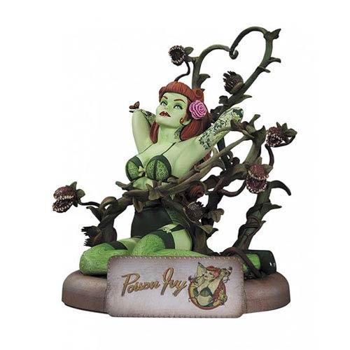 DC Comics Bombshells Poison Ivy Statue
