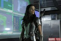 Marvel Agents of Shield Sif Thor 001