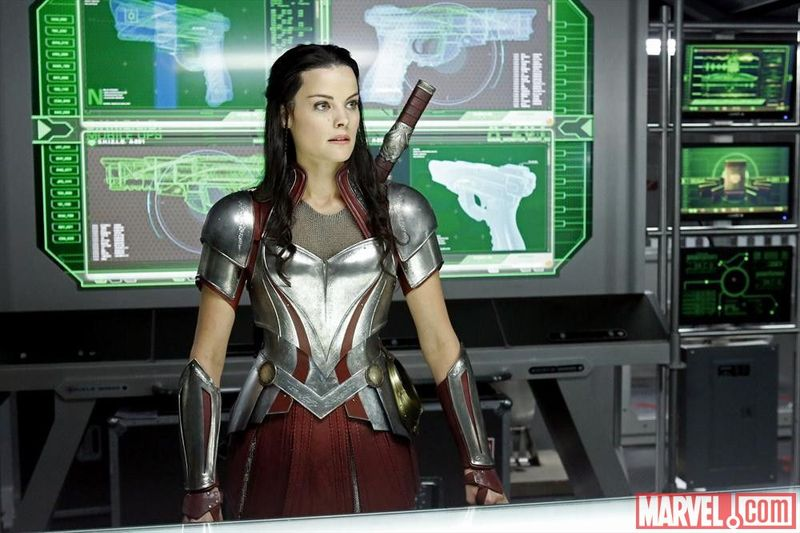 Marvel Agents of Shield Sif Thor 003