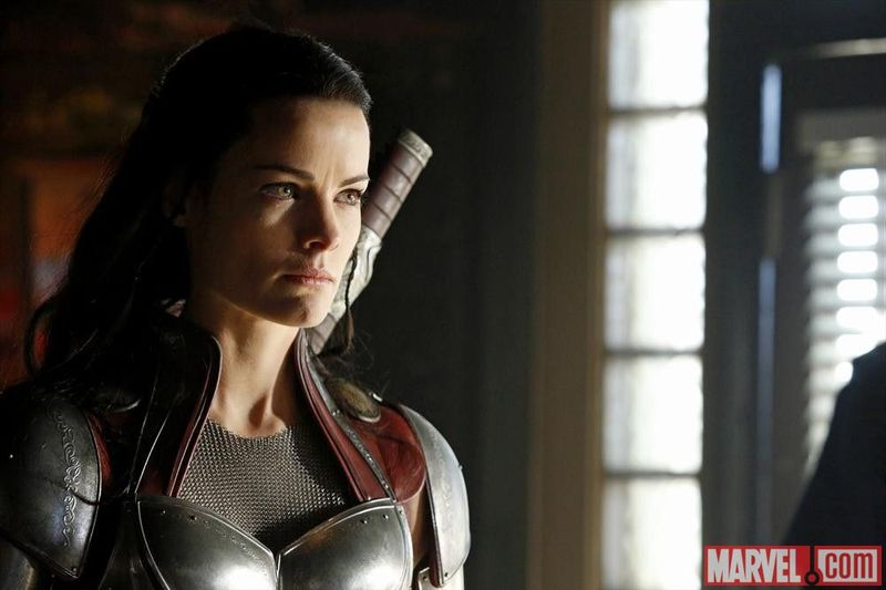 Marvel Agents of Shield Sif Thor 004