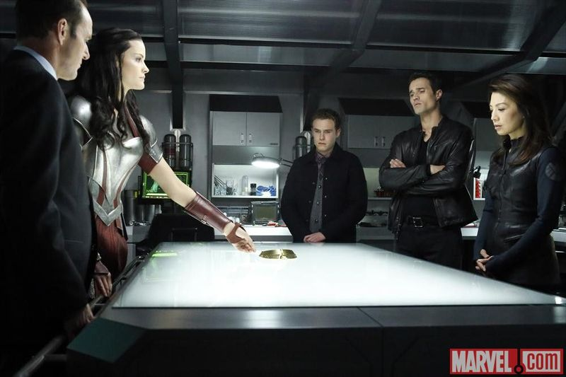 Marvel Agents of Shield Sif Thor 006