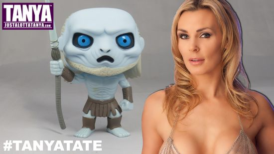 POP!, Vinyl Figure, Funko, Collectible, Toy, Action figure, Tanya Tate, @TanyaTate, Video, Review, Geek Girl, Fandom, Game of Thrones, HBO, GOT, White Walker