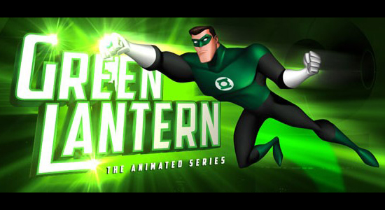 Green Lantern The Animated Series Complete Series Blu-Ray 01