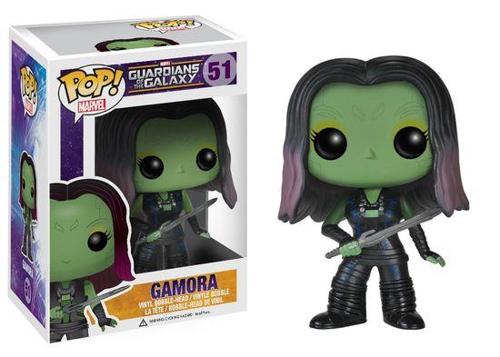 Funko POP Marvel Guardians of The Galaxy - Gamora Vinyl Figure