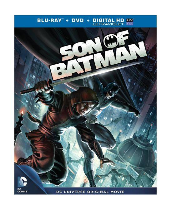 Son of Batman [Blu-ray] (2014)