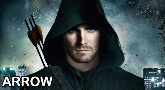Arrow CW Dc Comics Television Superhero Green Hollywood Gone Geek copy