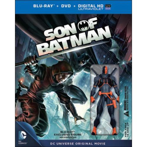 DC Son of Batman Animated Movie Best Buy Exclusive