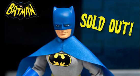 Figures Toy Company, Batman, Robin, The Joker, The Riddler, Mego, Retro, Action Figures, 8 Inch, Batman Retro Action Figures Series 1, Sold Out, Limited, Rare, Toys, Collectible