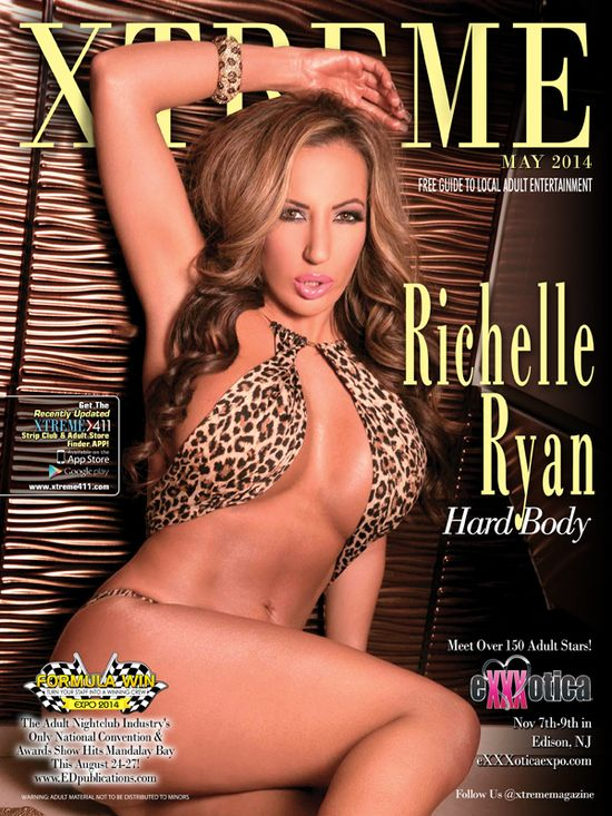 Richelle Ryan Cover Xtreme 05 14