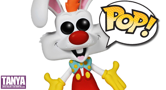 FUNKO POP Disney Who Framed Roger Rabbit Promo