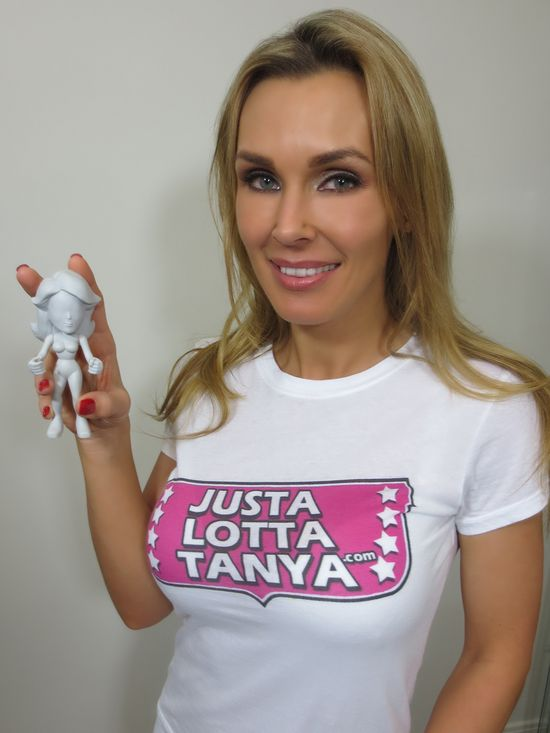 @TanyaTate, Action Figure, collectible, Cosplayer, Crowd Funding, Customizable, Geek, IndieGogo.com, MHT, My Hero Toys, Tanya Tate, Toy, Vinyl Figure