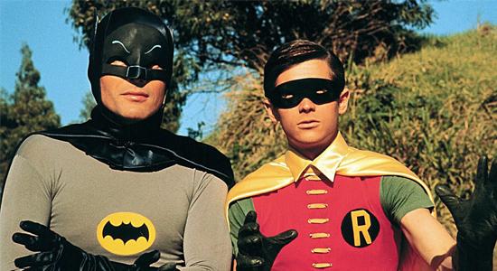 Batman, Adam West, Burt Ward, Yvonne Craig, Julie Newmar, The Joker, Robin, Penguin, Catwoman, Warner Bros, Batman: The Complete Television Series, San Diego Comic Con, Panel, Hall H, HD, Blu-Ray, DVD, Digital, Home Media
