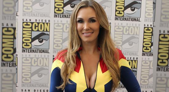 Tanya Tate San Diego Comic Con SDCC 2014 a