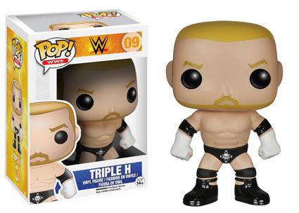 FUNKO POP WWE Vinyl Figure Triple H