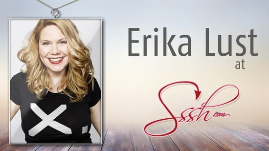 Sssh com Publishes In Depth Interview with Award-Winning Erotic Filmmaker Erika Lust
