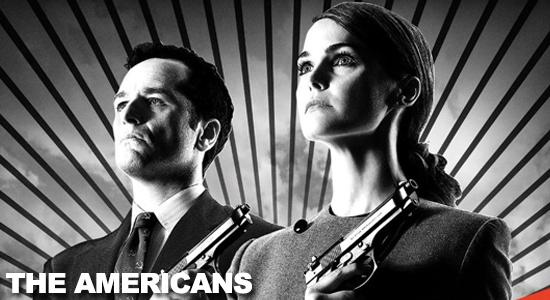 Keri Russell, Matthew Rhys, The Americans, Blu-Ray, DVD, Home Media, FX, Joseph Weisberg, Joel Fields, Spies, Drama, Adventure, Cold War