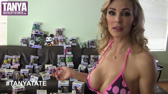 Tanya Tate, @TanyaTate, Fan Questions, Answer, Collection, Video, Funko, Pop, Vinyl Figures, Cool, Geek Girl, Sexy