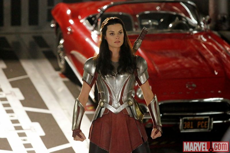 Marvel Agents of Shield Sif Thor 000