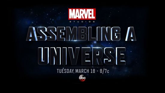 Marvel Studios: Assembling a Universe, Phase 2, Phase 1, Phase 3, Television Special,  March 18th, Avengers: Age of Ultron, Captain America: The Winter Solider, Guardians of The Galaxy, ABC, Marvel's Agents of S.H.I.E.L.D., Marvel Cinematic Universe