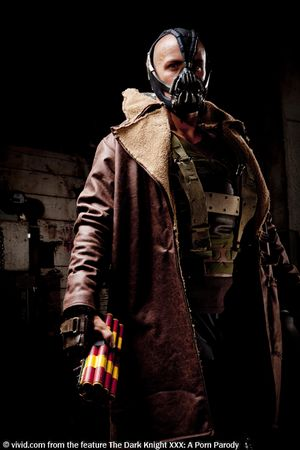 Derrick Pierce Bane Dark Knight XXX