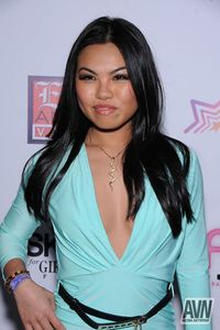 2014 XRCO Awards AVN Cindy Starfall 2
