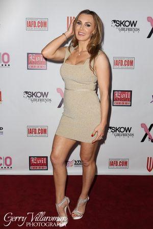 2014 XRCO Awards Hollywood Stargazer Tanya Tate 4