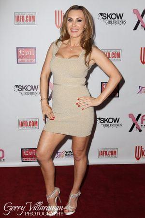 2014 XRCO Awards Hollywood Stargazer Tanya Tate 1