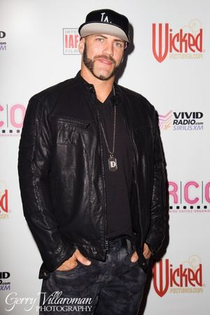 2014 XRCO Awards Hollywood Stargazer Derrick Pierce 1