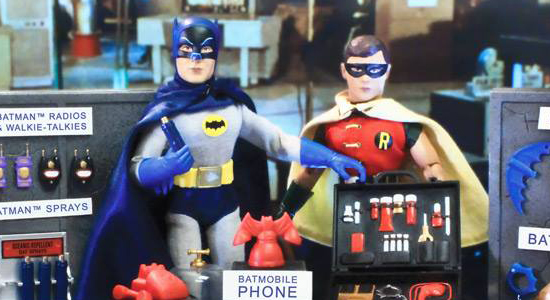 Figures Toy Co Batman Accessory Pack TV Series Action Figures