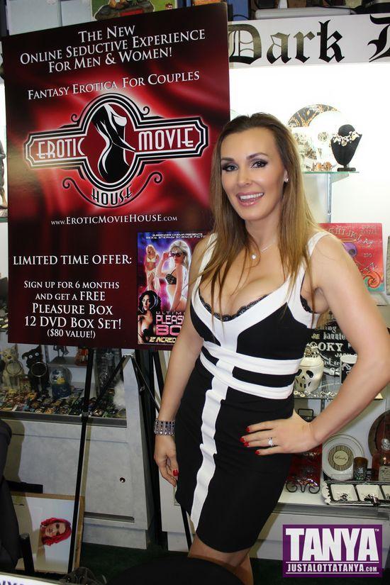 Tanya Tate Delirium Magazine Full Moon Horror Erotic House Dark Delicacies 000