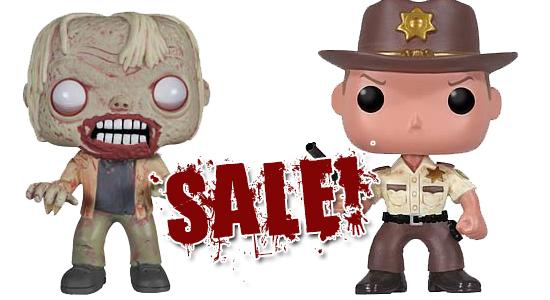 The Walking Dead Funko Pop Vinyl Figure SALE Zombie