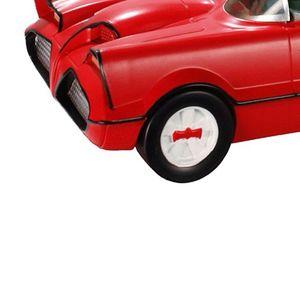 Funko Pop Toy Tokyo Batman Batmobile Red Exclusive 01