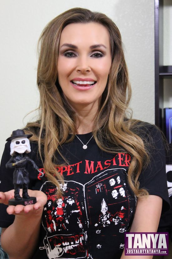 Tanya Tate Horror Full Moon Blade Bobblehead Review
