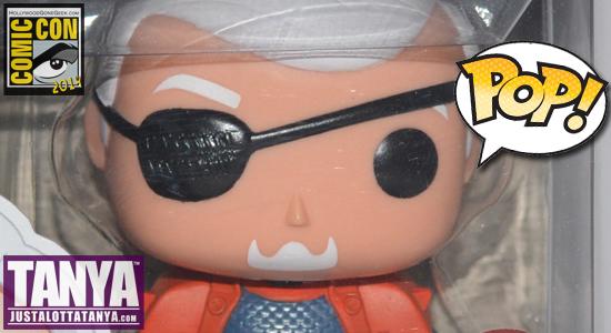 FUNKO POP DEATHSTROKE UNMASKED DC Comics PX Exclusive 01