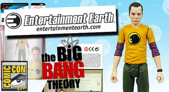 Entertainment Earth's Big Bang Theory Sheldon Cooper Exclusive Figure 01