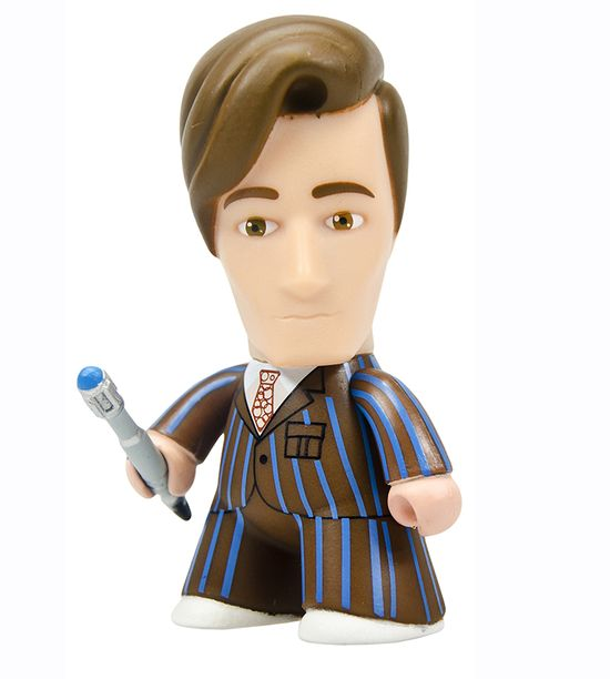 TITANS Doctor Who SDCC 2014 Exclusives 001a