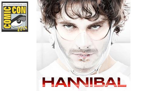 Hannibal, San Diego Comic Con, SDCC, 2014, Panel, July 24th, Mads Mikkelsen, Season 3, NBC, Entertainment, Television, Hugh Dancy