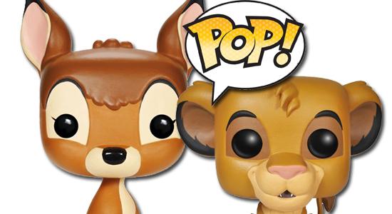 FUNKO POP Disney Bambi The Lion King