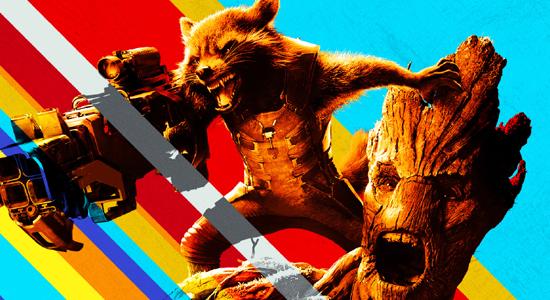Chris Pratt, Star-Lord, Zoe Saldana,  Gamora, Dave Bautista, Drax the Destroyer, Vin Diesel, Groot, Bradley Cooper, Rocke Raccoon, Lee Pace, Ronan, Marvel, Imax, Hollywood Gone Geek, 17 minutes, Jim Gunn, Guardians of the Galaxy