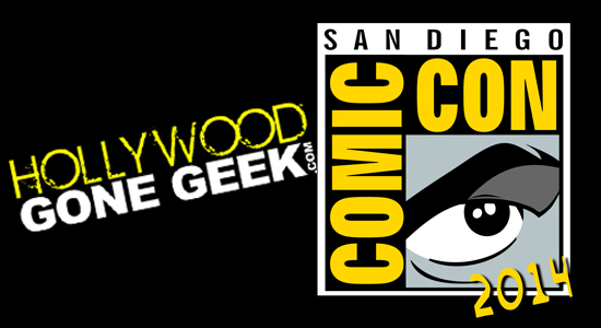 San Diego Comic Con 2014 SDCC Hollywood Gone Geek