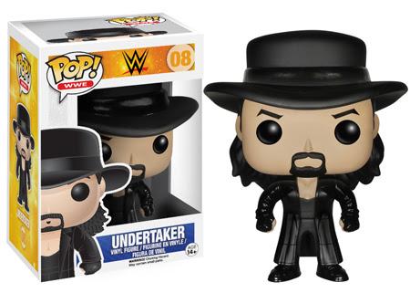 FUNKO POP WWE Vinyl Figure The Undertaker
