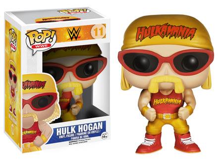 FUNKO POP WWE Vinyl Figure Hulk Hogan