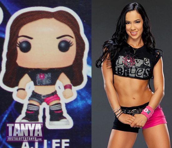 FUNKO POP Vinyl WWE Aj Lee 09_1
