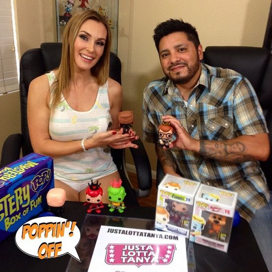 Tanya Tate Recaps Funko's Fundays 2014 with Phil